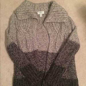 Ann Taylor the loft small petite sweater